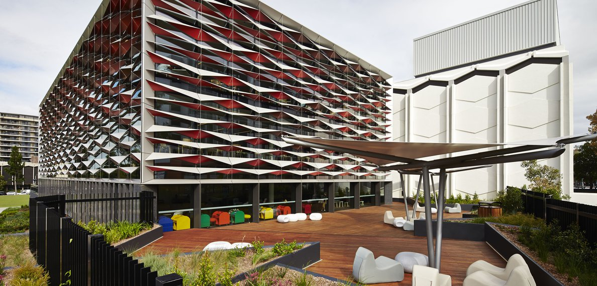 Bankstown Library and Knowledge Centre | Steensen Varming